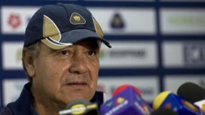 José Luis Trejo ya no piensa en los problemas, sino en la liguilla.