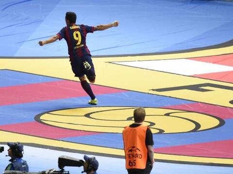 El club catalán derrotó 3-1 a la Juventus en la Final de l...