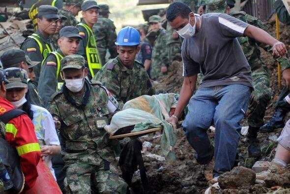 Además se reportan problemas en 214 municipios de Colombia, también en 2...