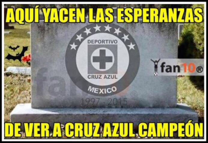 Los memes tras el falló de Vicente Matías Vuoso y el Cruz Azul no faltar...