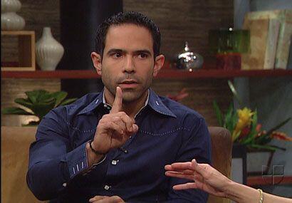 Durante el programa, José explicó cómo ha sido su r...