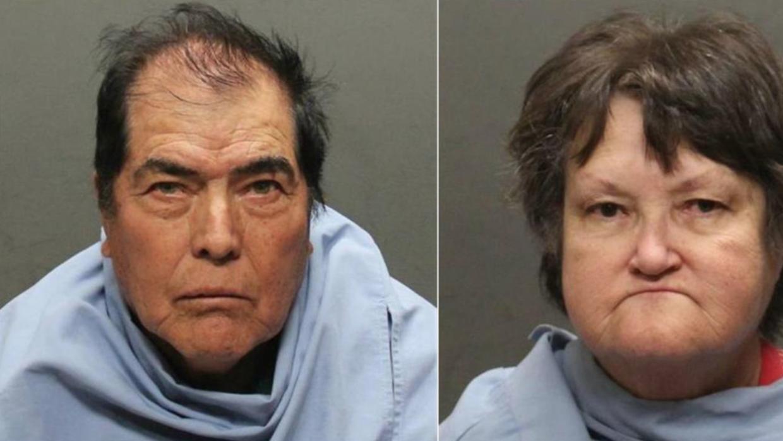 Benito Gutiérrez, de 69 años y su esposa Carol, de 66, residentes de Tuc...