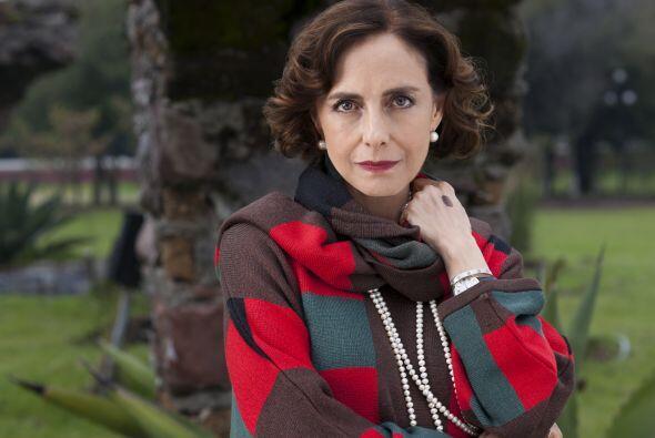 """Mientras que Diana Bracho encarnará a """"Lucrecia Ugarte de Montesinos"""", u..."""