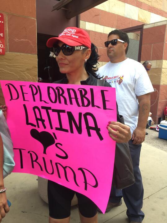 """""""Joe va a estar bien"""": Trump sugiere en Arizona que indultará al exalgua..."""