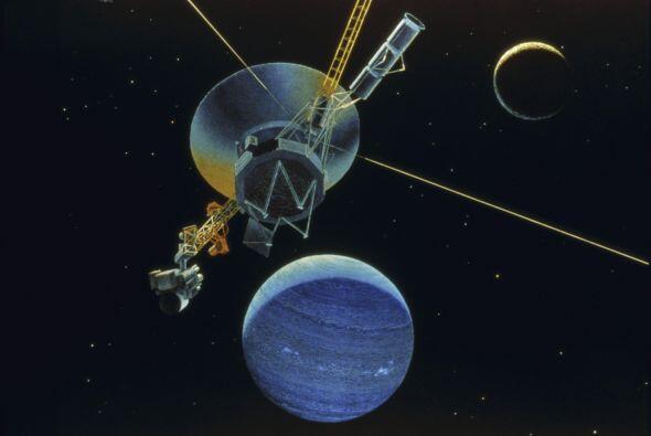 Neptuno tiene 13 satélites y es Tritón el de mayor tamaño.