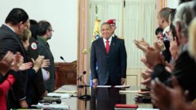 El presidente venezolano será sometido a una nueva etapa de quimioterapia.