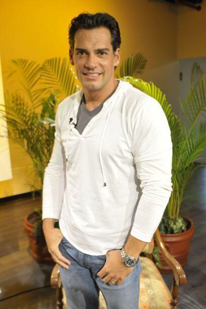 Cristián de la Fuente confirmó su presencia para participar en Premio Lo...