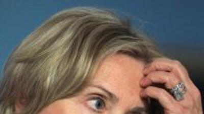 """""""Hacia Hillary Clinton tengo el mayor respeto posible"""", comentó Sammie S..."""