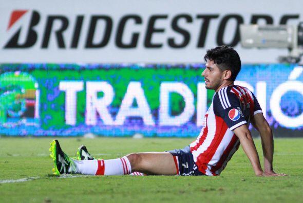 En el Apertura 2013 Chivas tendría un verdadero torneo de pena al...