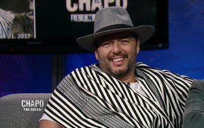 Marco de la O se parece tanto a 'El Chapo' que espantó a Rodrigo Abed