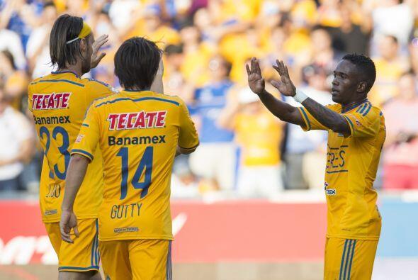 Darío Burbano, el colombiano ha tenido un torneo regular pero fal...