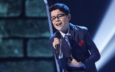 Pequeños y Valiosos: Angelito nació con la música en sus venas
