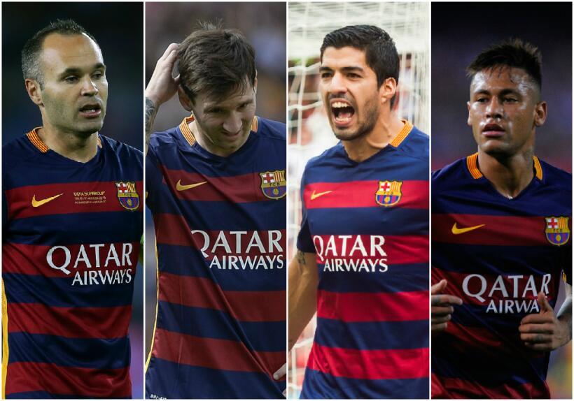 """Sin Messi, Barça necesita un paso adelante de su """"nuevo trid..."""