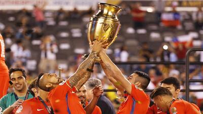 Por si había duda, Chile se confirmó como la mejor selección de América