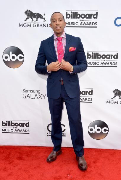 El rapero y actor Ludacris. Mira aquí lo último en chismes.