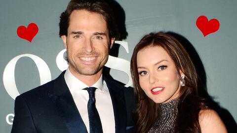 Sebastián Rulli y Angelique Boyer cumplen tres años de novios y siguen m...