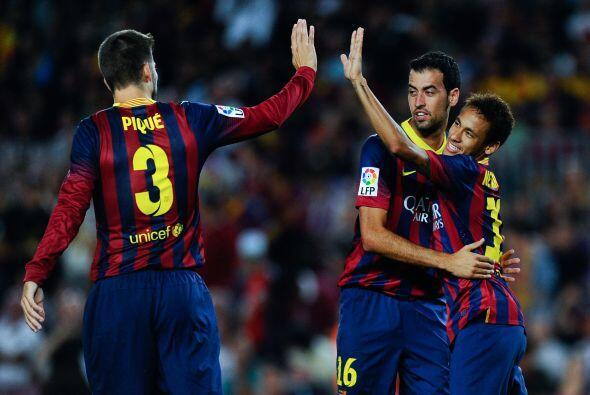 El amazónico convertía su primer gol en la Liga española.
