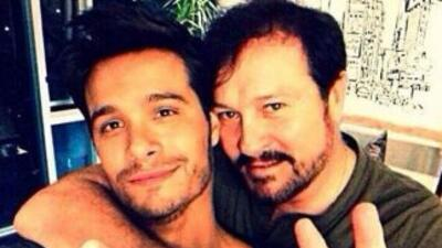 En la telenovela interpreta a Manuel.