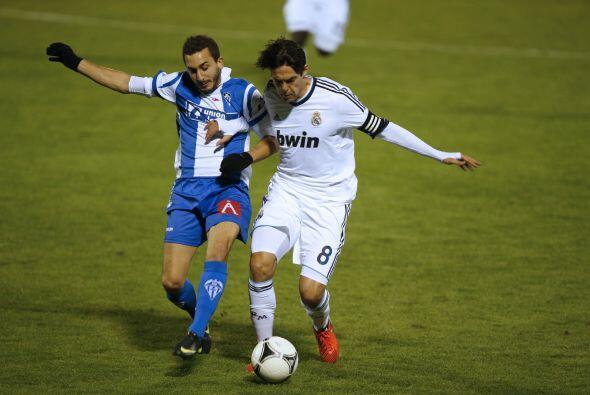 Alcoyano hizo el gol del descuento, pero se veía complicado que hiciera...