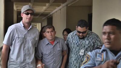 Se deteriora la salud del náufrago salvadoreño