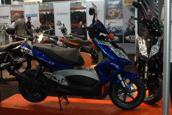 El Salón de la Motocicleta 2011 le permitió a marcas como Keeway, mostra...