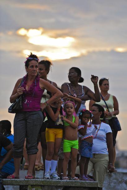 Cubanos de todas las edades asisten cada 8 de setiembre a esta celebraci...