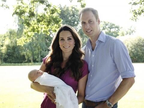 Catherine Elizabeth Middleton, Duquesa de Cambridge y madre del beb&eacu...