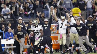 Highlights Temporada 2015 Semana 4: New Orleans Saints 26-20 Dallas Cowb...
