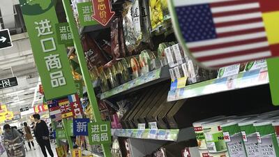 China responde a Trump con más aranceles por $ 34 mil millones a bienes como soya, vehículos eléctricos y whiskey