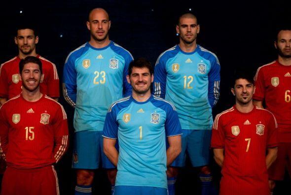 España, Alemania, Holanda e Italia irán al Mundial también con la exigen...