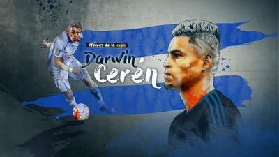 Apertura Héroes de la Copa - Darwin Cerén