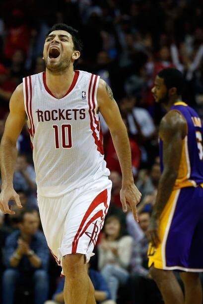 Houston Rockets vs Los Angeles Lakers