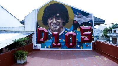 En fotos: Así es la 'Casa del Dios', el museo dedicado a la carrera de Diego Maradona