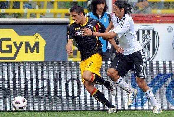 No podemos dejar pasar la victoria del sorprendente Cesena.