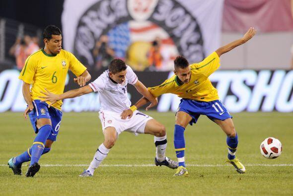 En acción con el uniforme de la selección, lleva anotados 17 goles y tod...