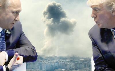 El ataque con misiles golpeó la capacidad del régimen de A...