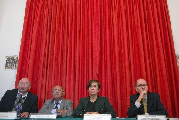 En tanto que Ignacio Morales Lechuga, que fue procurador general de Méxi...