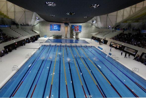 Las instalaciones son de primer nivel con el fin de que los atletas no d...