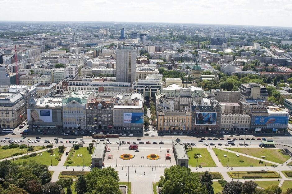 Para la reconstrucción, de acuerdo a The Guardian, Varsovia se va...