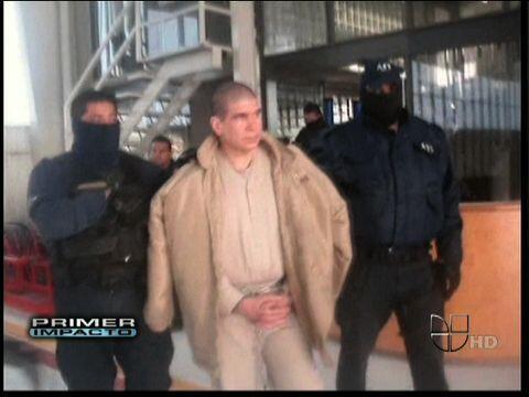 El gobierno de México extraditó a Estados Unidos a Alberto Benjamín Arel...