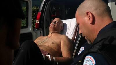 Tres agentes con muchos años de servicio fueron asesinados por otro agen...