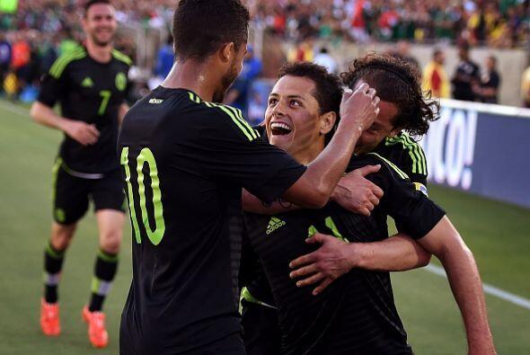México enviará a cada una de las tres competencias equipos representativ...