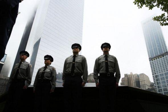 Cadetes de la Academia de Policía de   la Autoridad Portuaria hac...