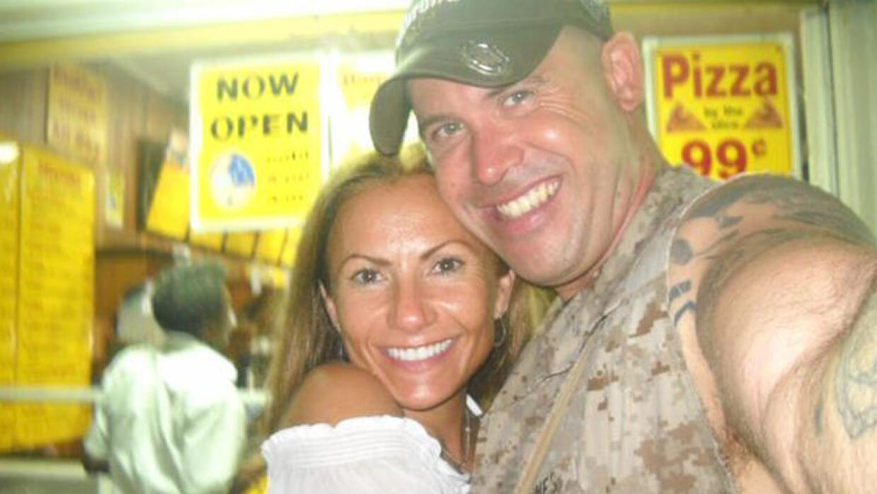 Yvonne Baldelli y Brian Brimager