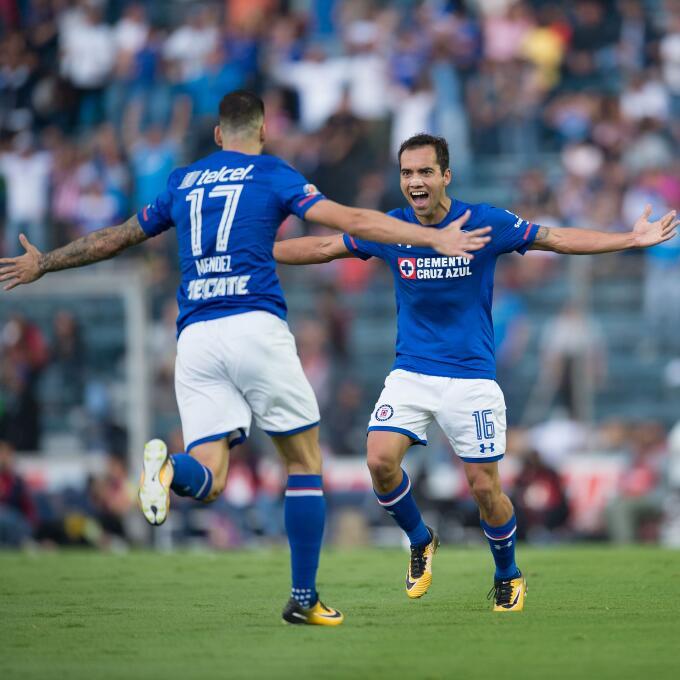 Cruz Azul empató con Monterrey con Corona disfrazado de héroe Adrian Ald...