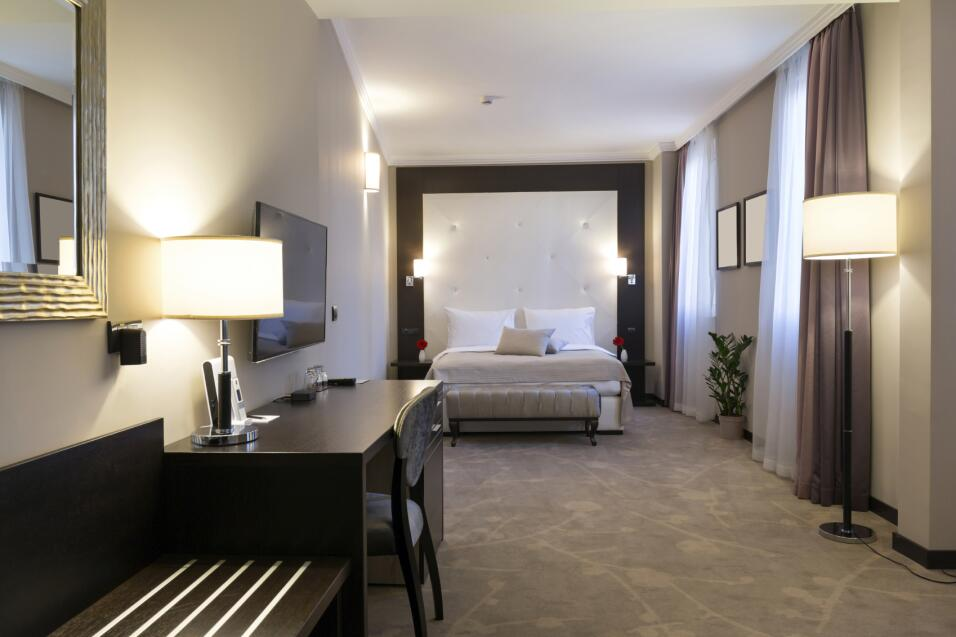 Logra el dormitorio de tus sueños