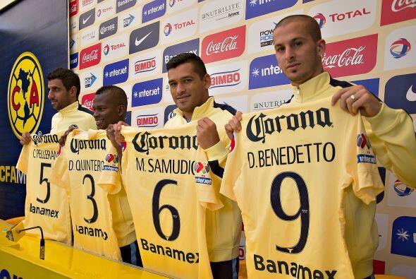 El campeón América y los Xolos de Tijuana tienen registrados a 11 jugado...