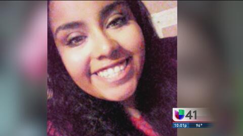 Familia de San Antonio pide ayuda para encontrar a una joven desaparecida