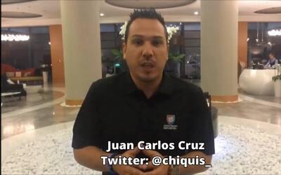Alejandro Mayorga será la sorpresa de México para la Copa Oro