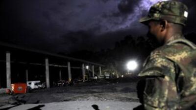 Dos soldados colombianos murieron luego de pisar minas antipersonales co...